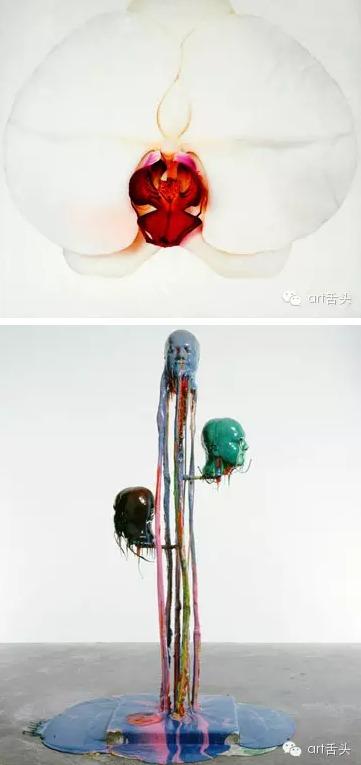 建筑园林设计艺术系列之-----英国著名创意设计家Marc Quinn先生作品欣赏【转载】 - 转身之间 - 转身之间、百年孤独