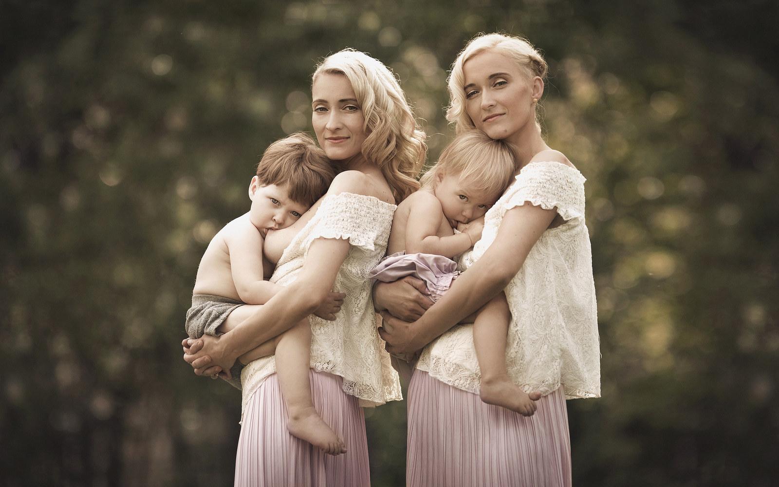 Breastfeeding in public? - 向阳英语教育 - 向阳英语教育的博客