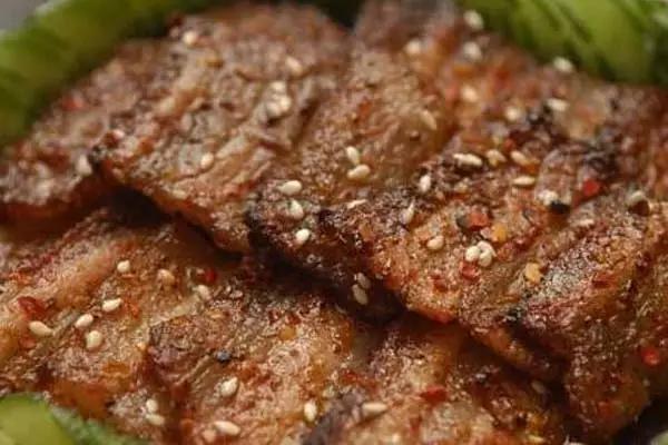 夏日美食之销魂五花肉 - 北方客 - 北方客