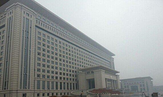 政府大楼在新标准之前的千姿百态 - 超人 - xji630203525700水上人
