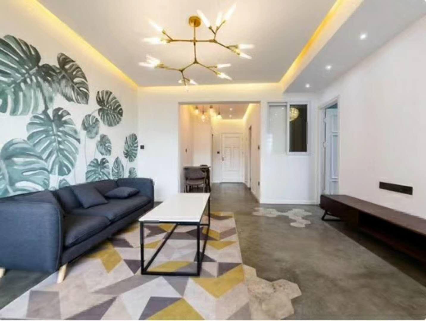 文昌花苑 带装修2房  可直接拎包入住 临近地铁 有学位