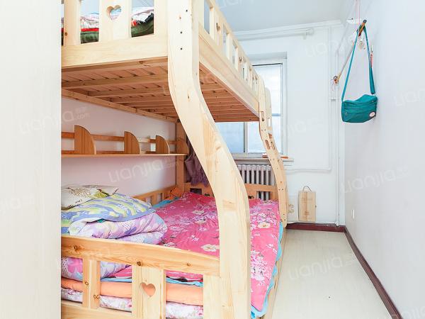 为你而选为你为家 立水桥 婚房装修  南北2居室  低楼层  看房方便