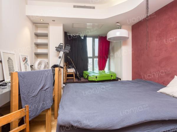 为你而选 海晟国际公寓 东向一居室 观花园