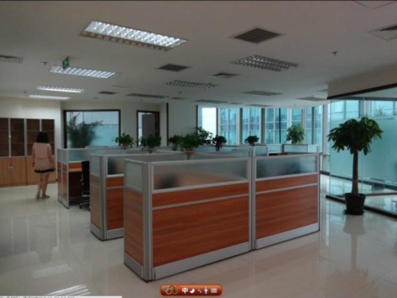 中关村西区天创科技大厦258平三个房本户型方正