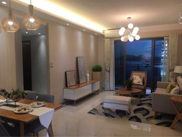 亚运城凯德山海连城   的生活配套 环境优美 一线海景带装修