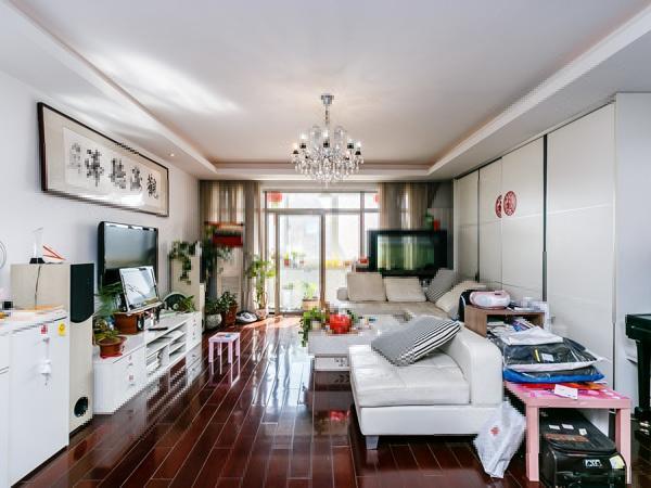 盈彩美居 3室  景观  幽静舒适 色彩丰富的现代风