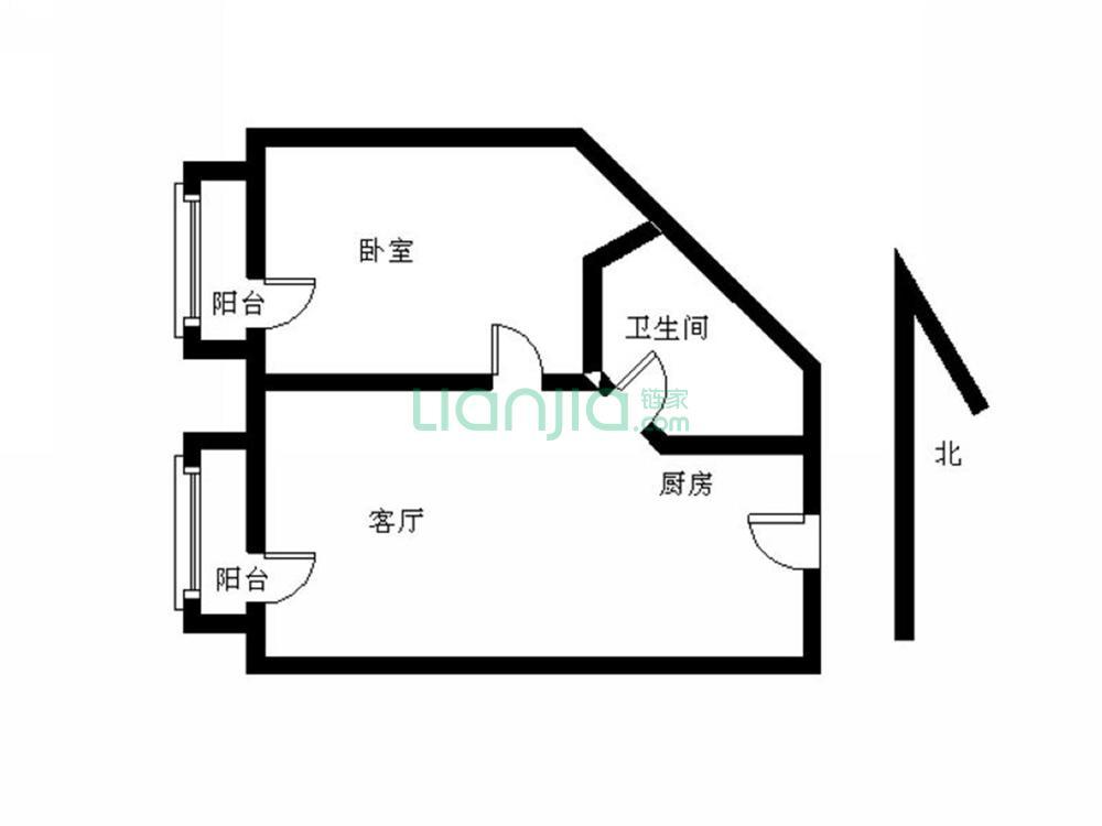大气上档次的公寓式小区,70年产权,东城户口,可上史家
