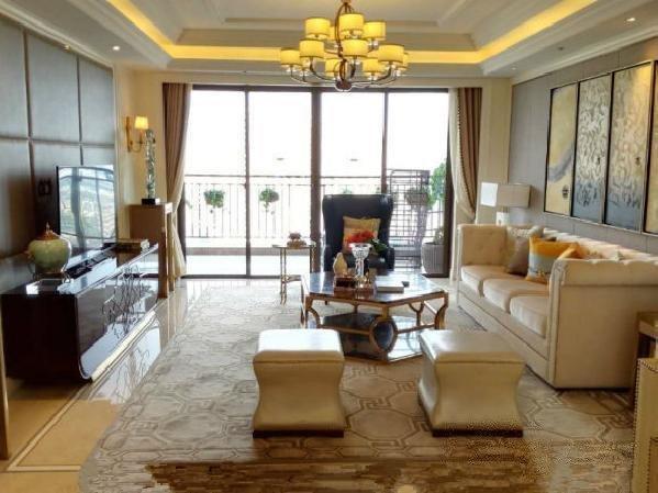 珠江帝景紫龙府,188平方 装修4室,低价急售
