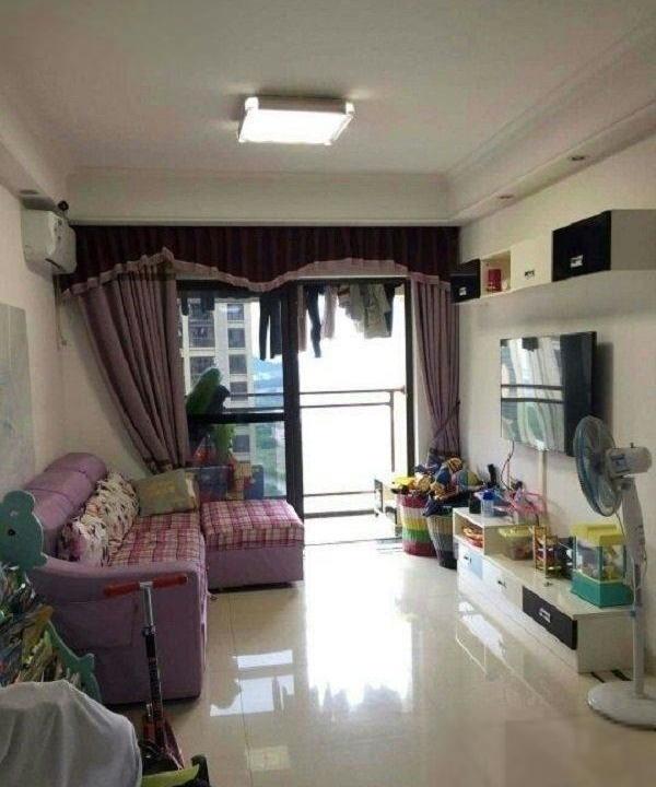 萝岗中海誉城 南向三房 实用户型 配套成熟 带 随时看房