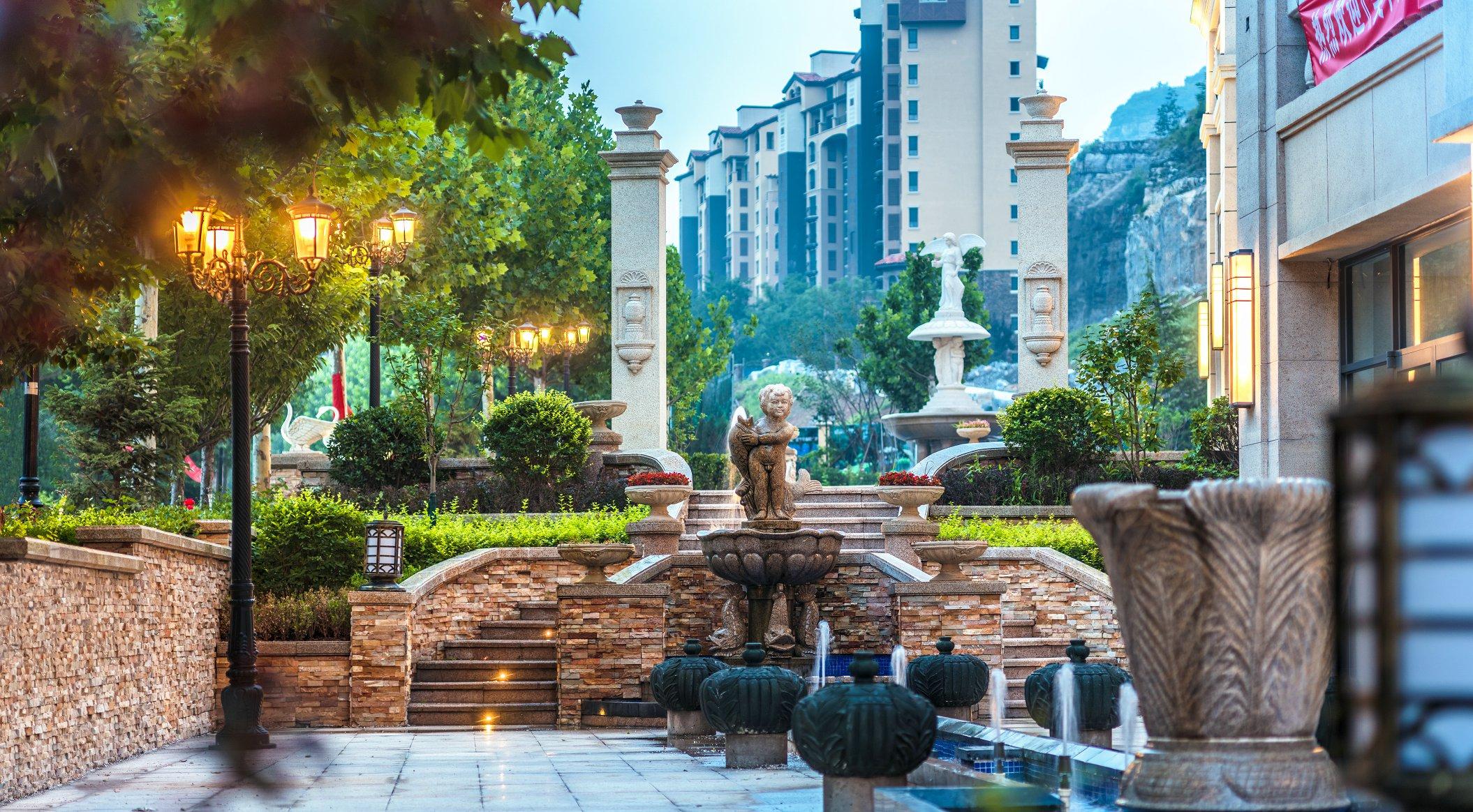 华银天鹅湖现房发售北京西开车50 直达交通便利