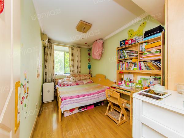 为你而选为你为家 流星花园两居室,南北通透,满五年在京只有一套住宅