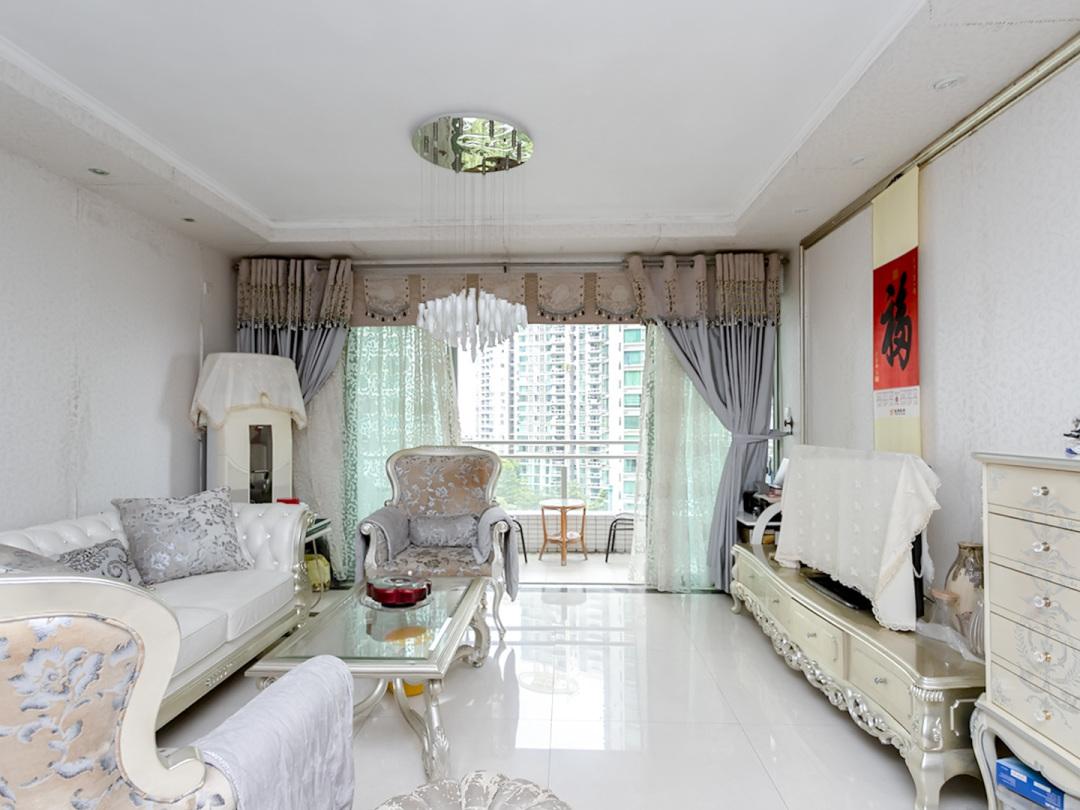 为幸福生活加分 中海名都园景五室 148平仅售780万!
