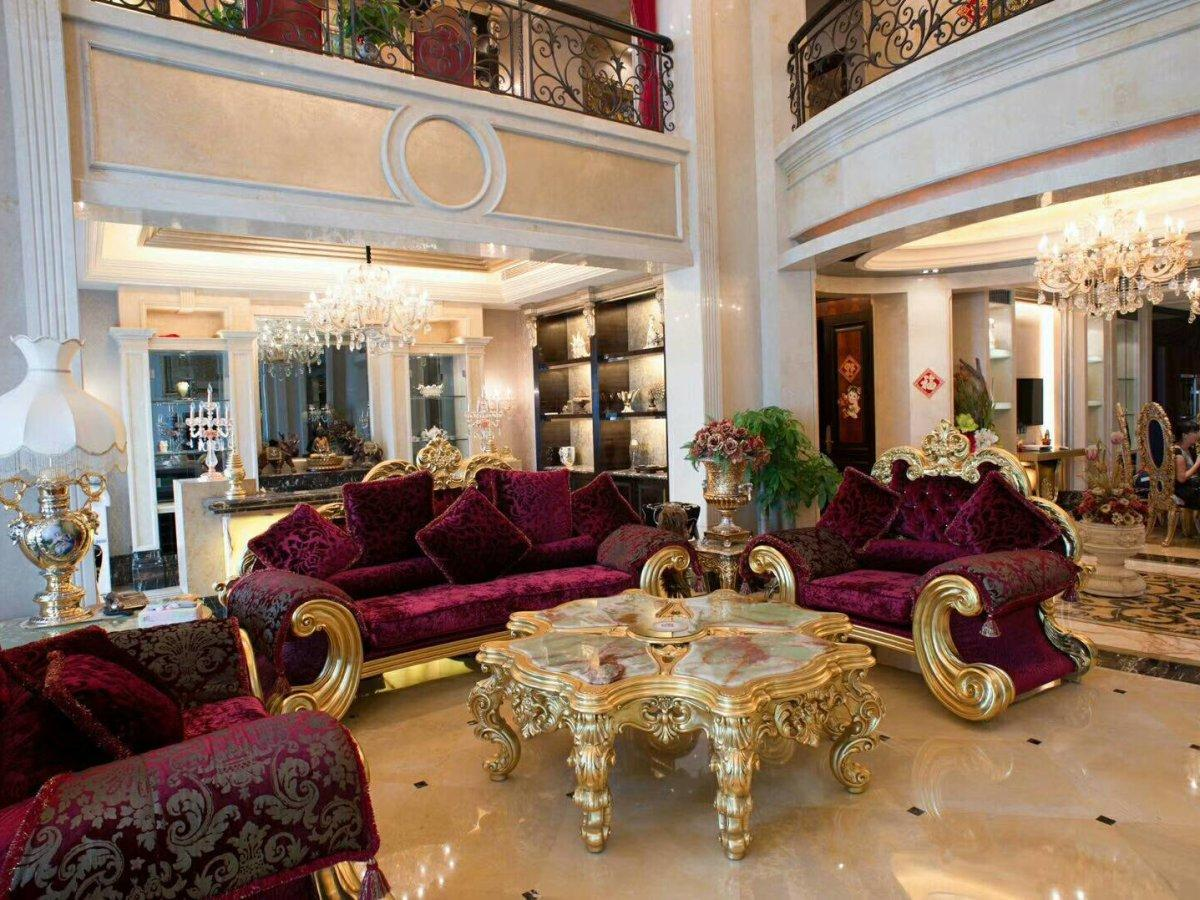 星河湾 超 顶层复式 宫廷风格 图片真实 售3450万