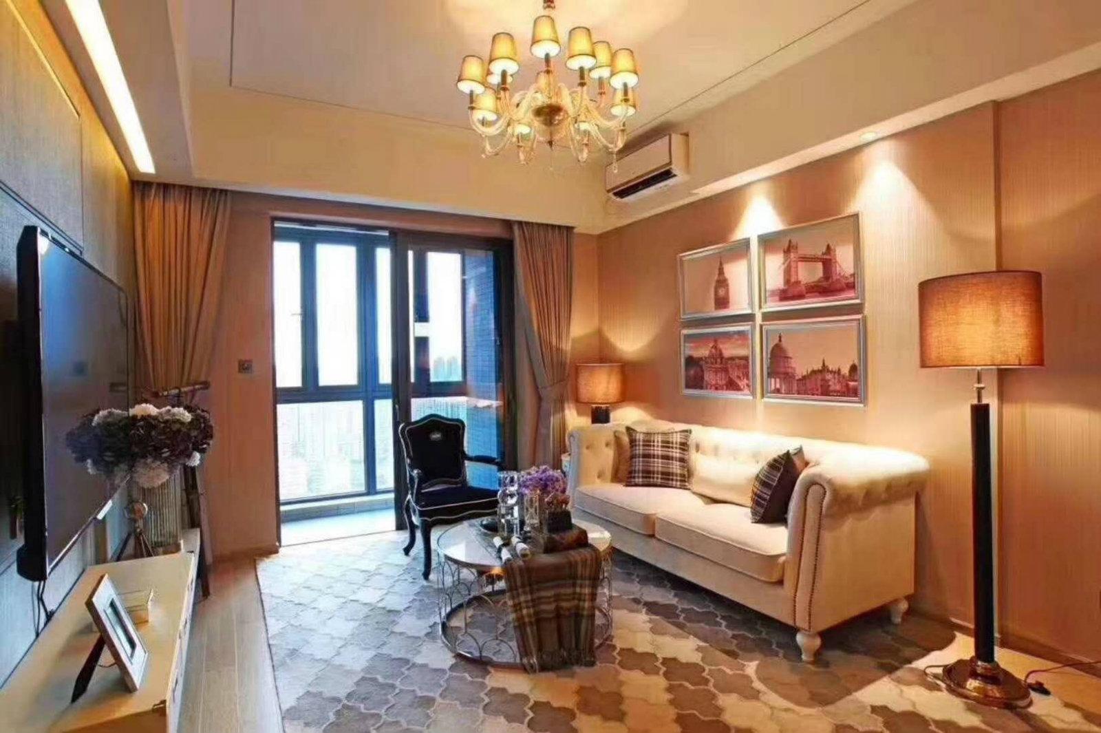 富力东山新天地 双阳台可明火 现楼发售  两房  拎包入住