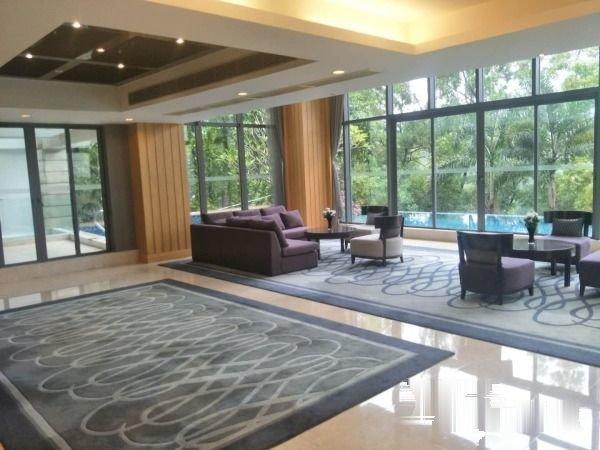 专区颐和高尔夫庄园 装修独栋别墅实用面积1200方
