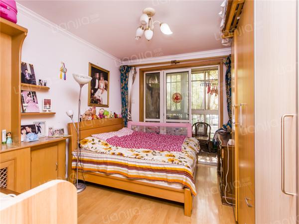 为你而选为你为家 一层三居室商品房满五  户型方正 动静分离