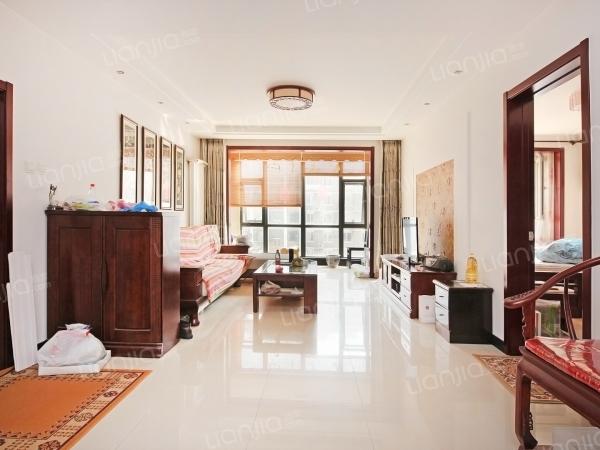 为你而选为你为家 板楼3居室,客厅和主卧室朝南,利用率高