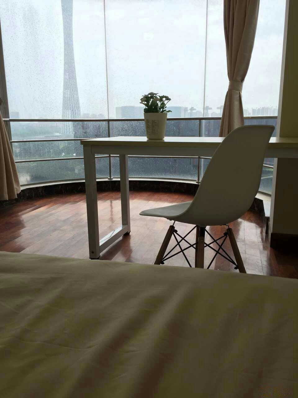 珠江新城马赛国际公寓 1室1厅1卫 75㎡