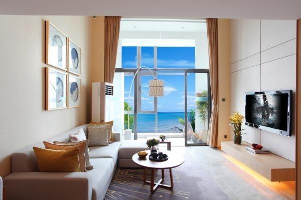 自贸区明湾CBD明珠湾区270一线复试海景公寓