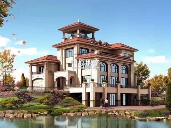 雅居乐三千院别墅 带超大花园近万达在建21号 40分到广州