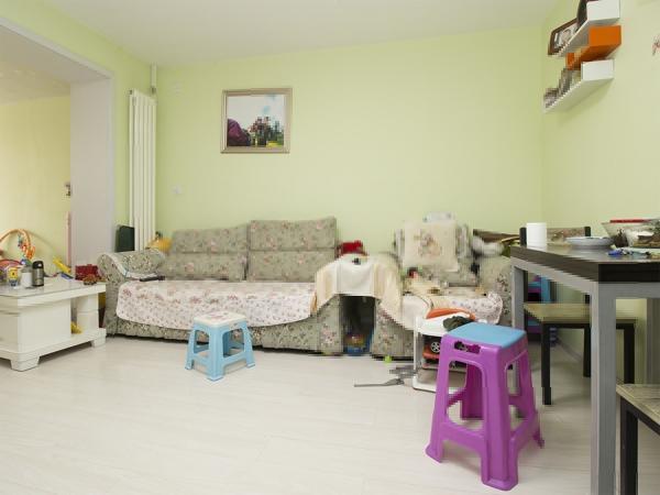 《爱屋吉屋》商品房 南北向 二改三居室 靠谱签约 龙乡小区