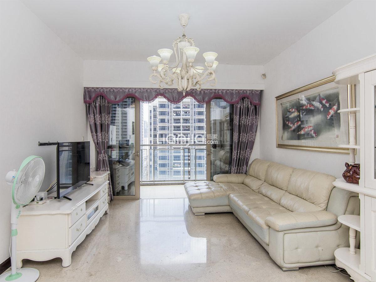 珠江新城 汇峰苑三房 空间布局有致,和谐有序,你梦寐以求的家!