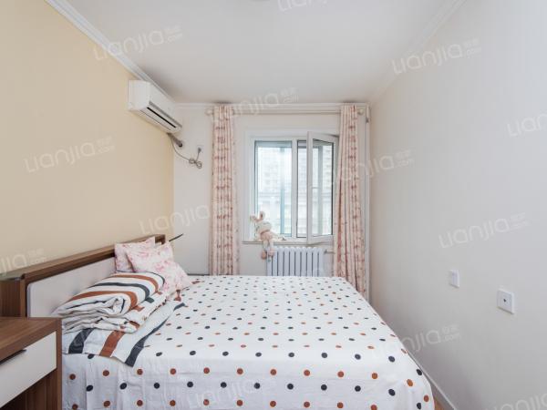为你而选为你为家 西城广安门南北通透两居室 装修不错