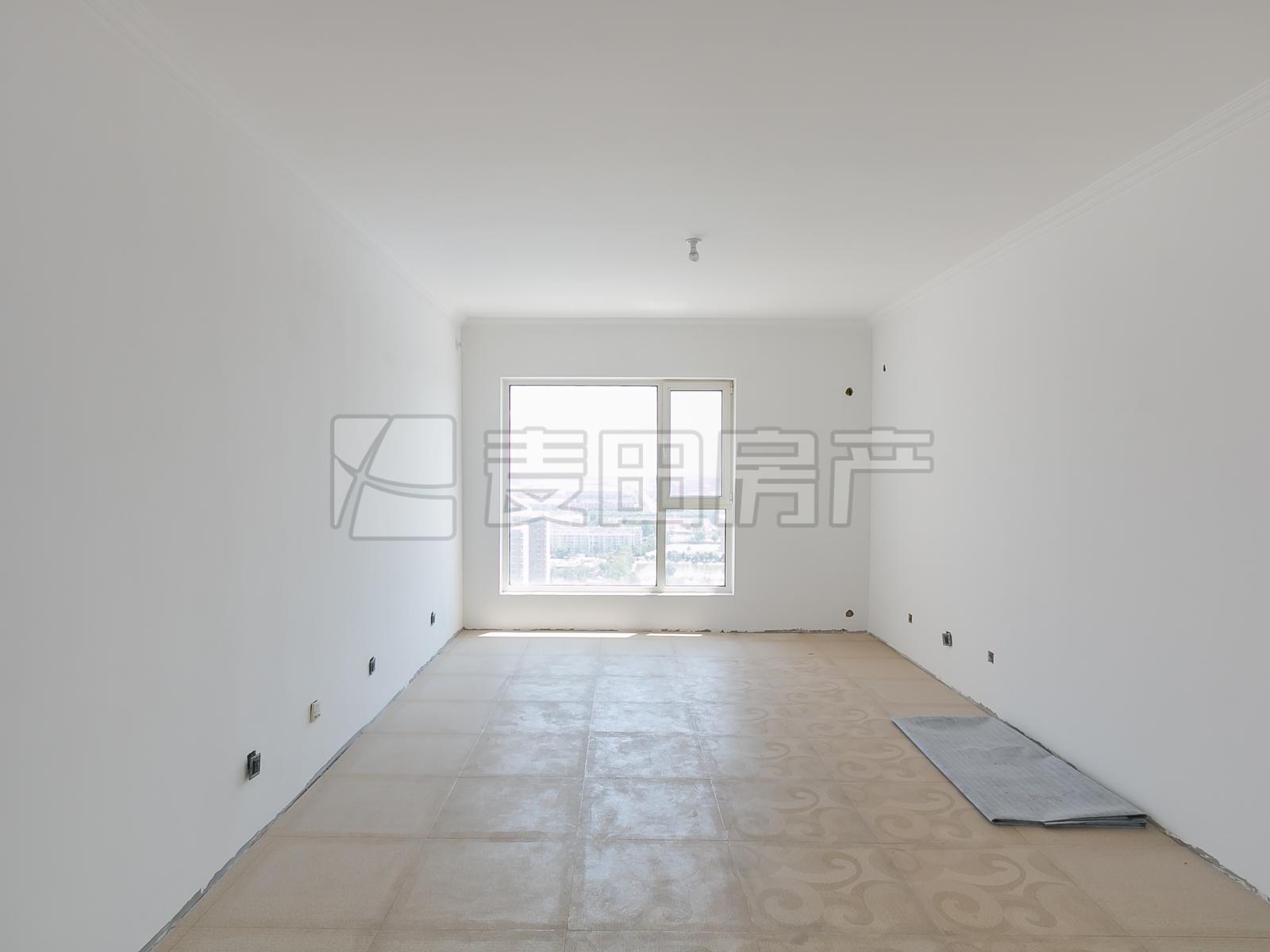 玉兰湾 131㎡南北三居室 钥匙房+每个卧室都送阳台+高层视野好