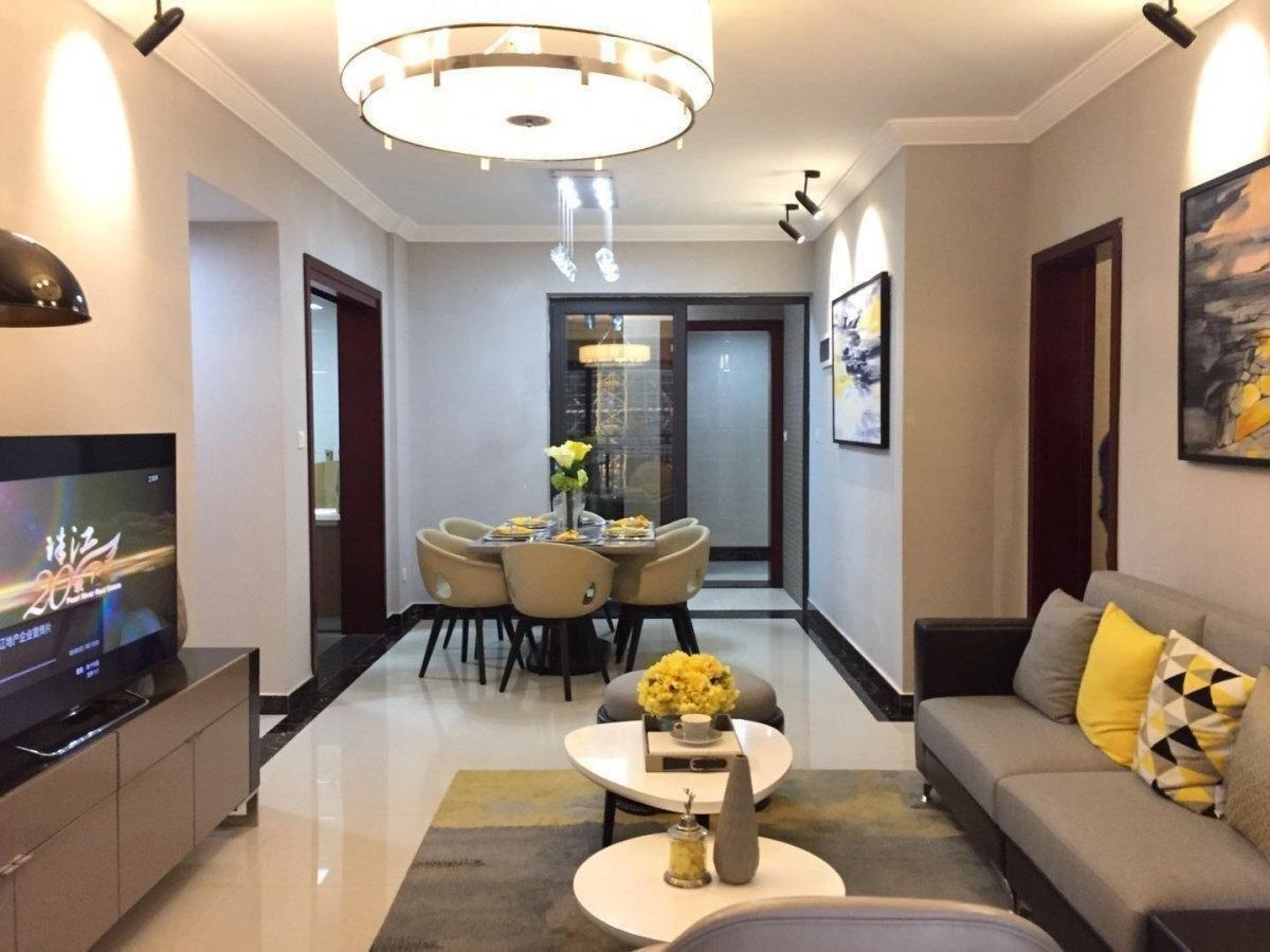 珠江国际城格局方正环境舒适已出证诚意出售看房电联