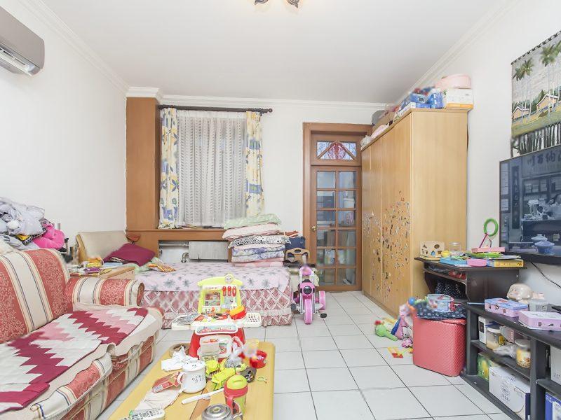 西城红莲中里两居室 户型反正双阳台
