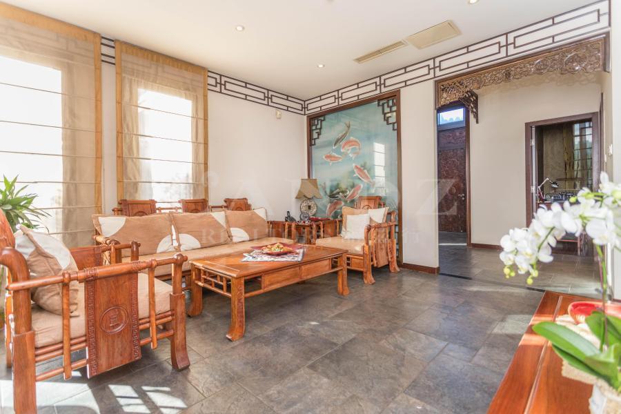 新出,观唐私密南花园290平,中式装修,朝阳区的独栋别墅