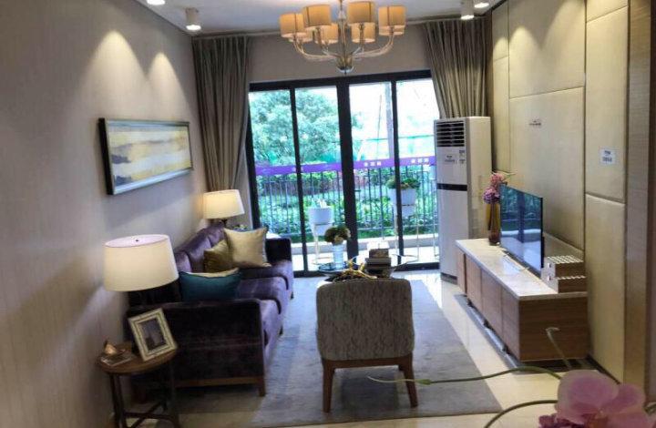 南沙蕉门自贸区内唯 一在售住宅,带 修,区政府  700米