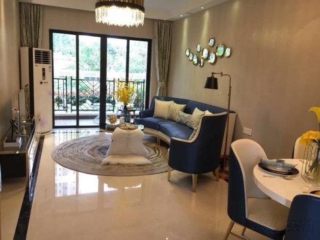 南沙保利城 2房内部专名单位117万 低市场价 仅持一套 急