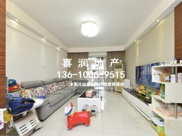 新房上架 洛涛居南区 舒适小区环境成熟  修3室