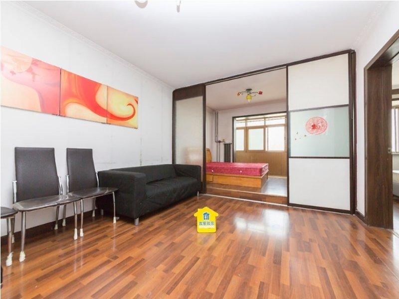 七里庄 庄维花园 大一居室 精装大一居室已经改成两居室