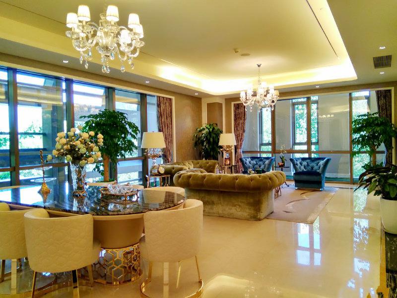 顺义公园地产尚峰壹号开发商直销售楼处真实价格适合居家养老
