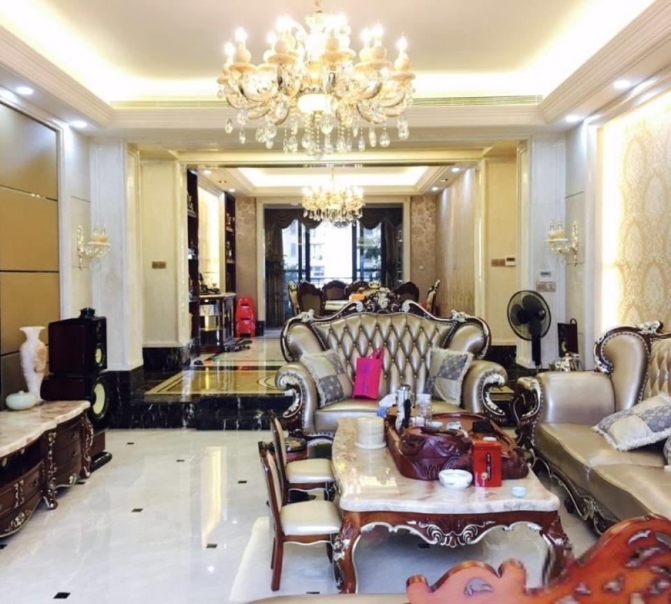 星河湾海怡半岛身份象征 高楼层 180度江景261方诚售1280万元