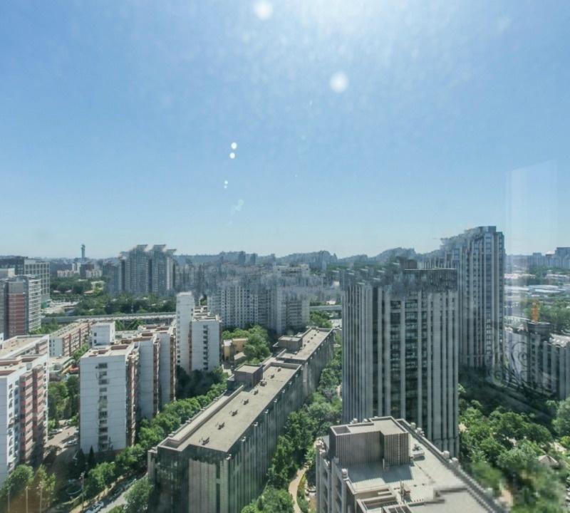 (高层)唐宁诚意在售三居室 三面采光 南向面宽19.4米