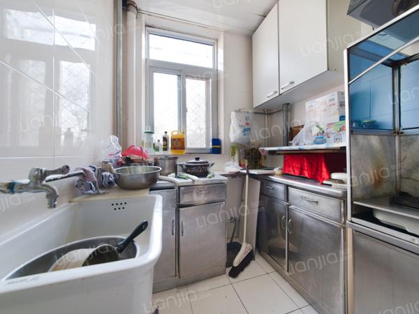 为你而选为你为家 业主急售 东西通透两居室 满五年 公房