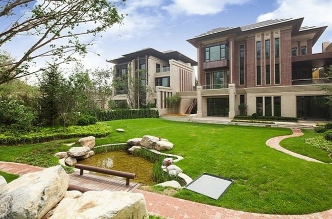 这个房子蛮好的!同看丽宫中粮瑞府清锦园大湖山庄观唐别墅