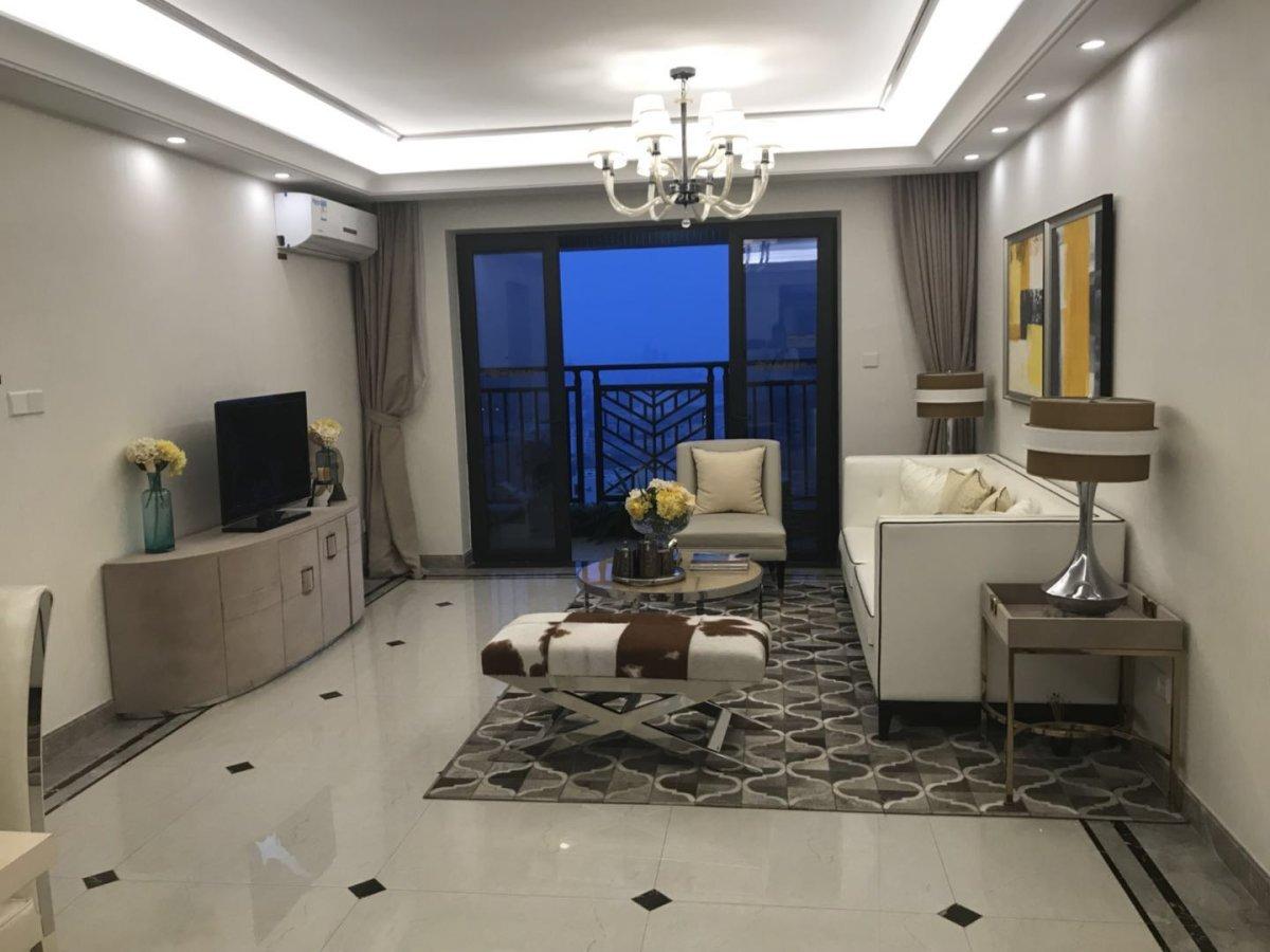 中海花湾壹号 双地铁 78方罕有两房仅售46000一方