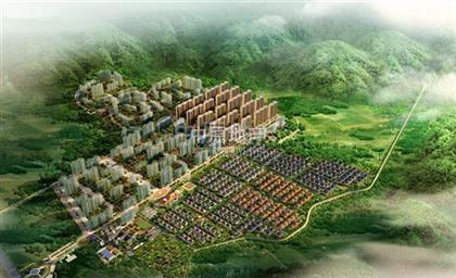 珠江国际城   笋盘别墅 送前后花园 送