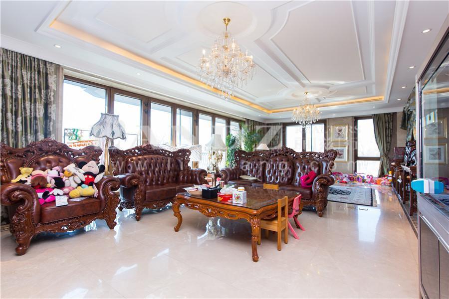 玉渊潭北岸+客厅11米面宽+全套房设计+全明格局+保姆间