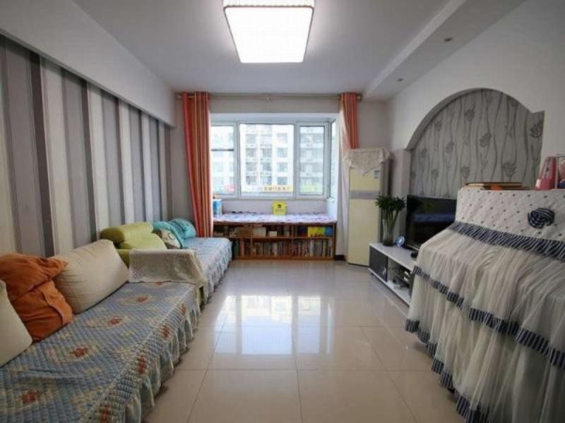 良乡大学城地铁西瑞雪春堂南北通透两居室满五年2室1厅
