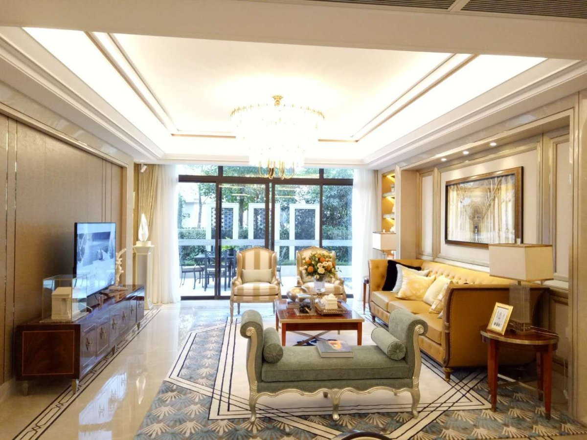 珠江东境 天河区别墅 送300方花园 仅剩5席 真盘实价