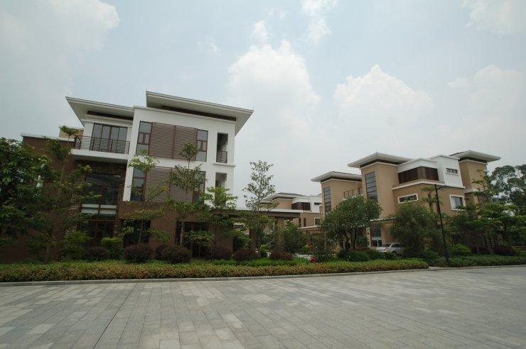 侨建御溪谷 广州东 一手别墅 近市区 环境好 配套成熟
