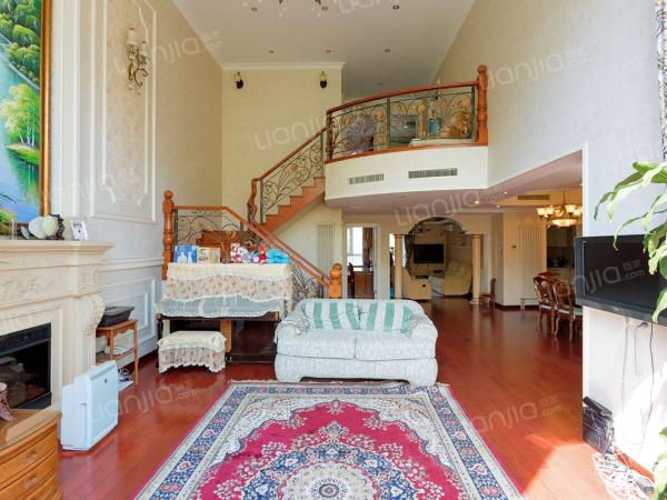 为你而选 上河村复式5居室 客厅挑空6米2 精装修 不临街