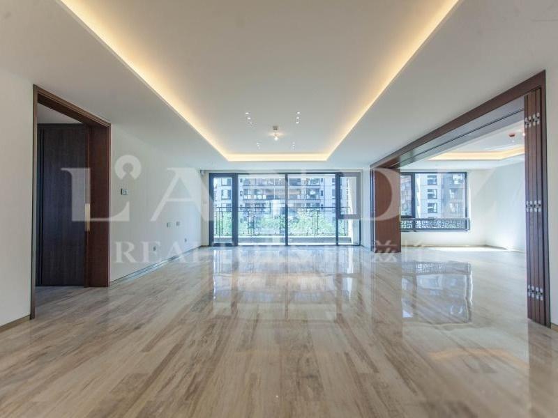 全新房大3居+1书房+保姆间,三面阳台,3个明卫,米勒全套厨电