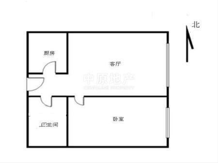 新世界公寓新出高层东向一居 总价低 可 看房方便