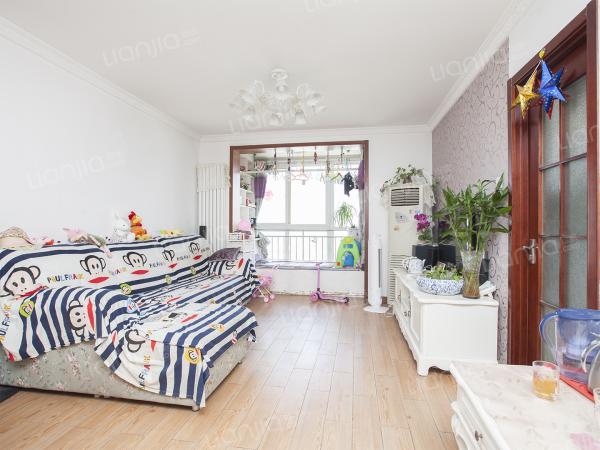 为你而选为你为家 彩虹城优质两居室,适宜换房改善